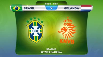 Brasil X Holanda Penúltimo Jogo Do Mundial 2014 Entrega A Liderança À Rtp
