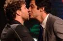 Mateus Solano Thiago Fragosos Canal Do Peru Desaconselha Visualização De Cena De Beijo Gay Em «Amor À Vida»