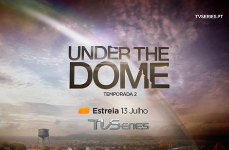 Under The Dome Tvséries «Under The Dome» E «Extant» Renovadas Pela Cbs