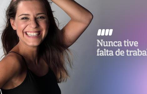 Destaque Joana Solnado A Entrevista - Joana Solnado