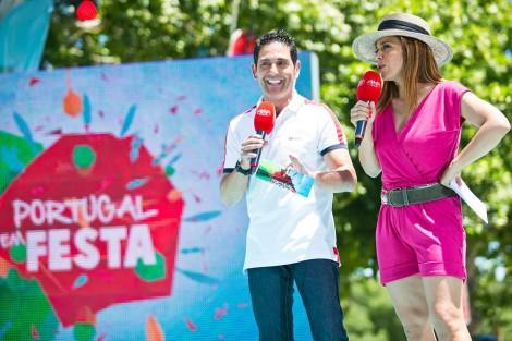 Portugal Em Festa Rita Ferro Rodrigues Regressa Ao «Portugal Em Festa»