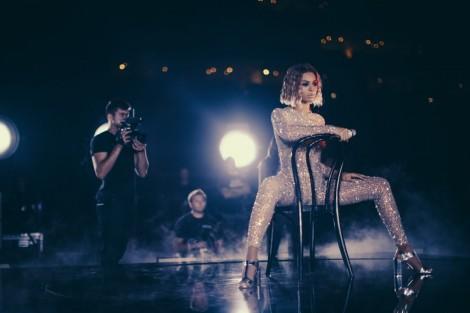 Beyonce Rehearses For Grammys 2 [At.] Beyoncé Indicada Para Receber O «Maior Prémio» Dos «Mtv Vma 2014»