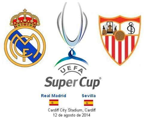 Supertaça Europeia 2014 Supertaça Europeia: Real Madrid X Sevilha Em Direto Na Tvi