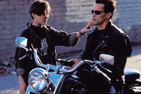 Exterminador Implacavel2 Arnold Schwarzenegger Especial Arnold Schwarzenegger No Fox Movies