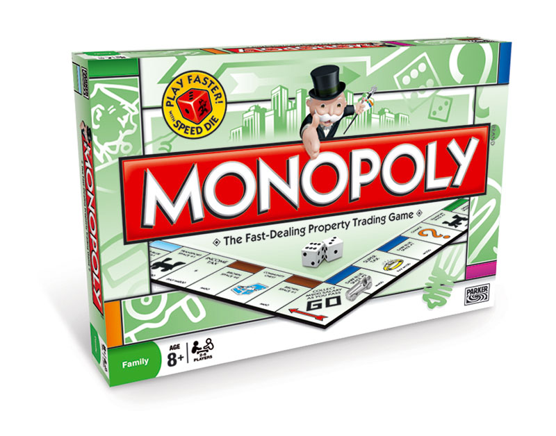 Monopoly Number9 Pack Jogo «Monopólio» Chega Em Breve À Televisão Norte-Americana