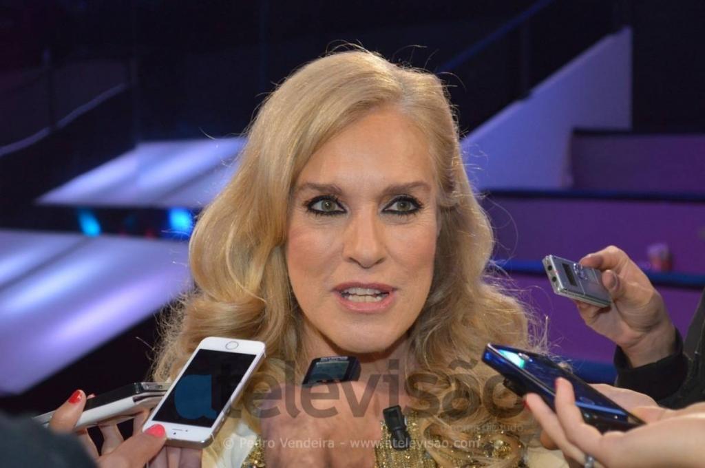 0 Teresa Guilherme Atelevisao Teresa Guilherme Acredita Na Queda De «Factor X» Nas Audiências [Com Vídeo]