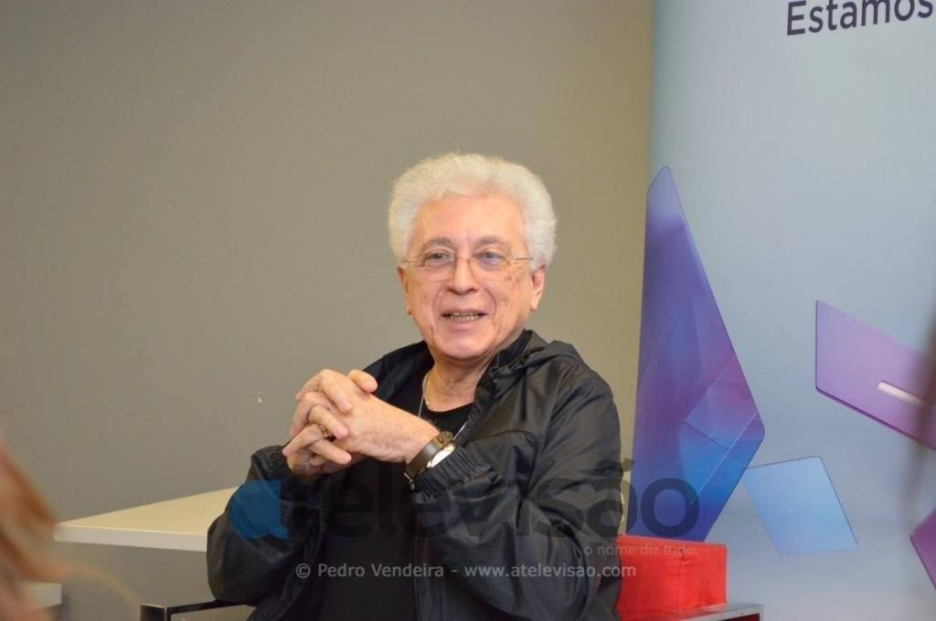 4 Aguinaldo Silva Atelevisao Dividido Entre Portugal E O Brasil, Aguinaldo Silva Escreve Nova Novela Da Globo