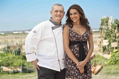Chef Cordeiro Catarina Furtado2 Chefs Academy 2014 Atelvisao Catarina Furtado Elogia Formato De «Chefs' Academy»