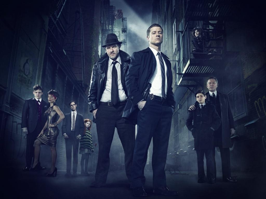 Gotham Fox «Gotham» Estreia No Fox