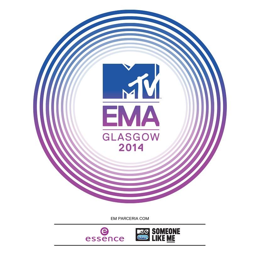 Mtv Ema 2014 Logo Cerimónia Dos Mtv Ema 2014 Bate Recordes De Audiência