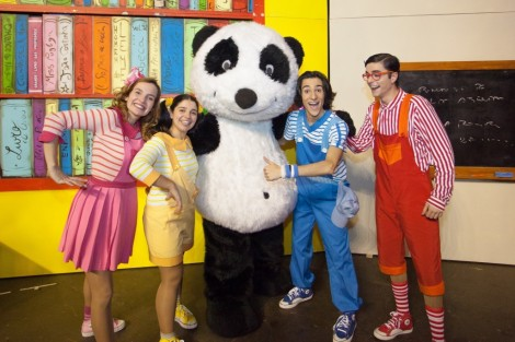 Musical Panda E Os Caricas Musical «Panda E Os Caricas» Regressa Aos Palcos Nacionais