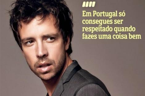Destaque Paulo Vintém A Entrevista - Paulo Vintém