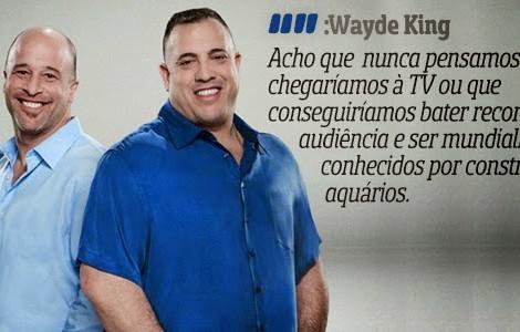 Destaque Tanked A Entrevista - Wayde King E Brett Raymer