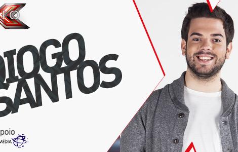 Diogo Santos Atv «Raio X» | Oitava Gala Em Direto De «Factor X»