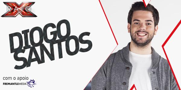Diogo Santos Atv «Raio X» | Terceira Gala Em Direto De «Factor X»
