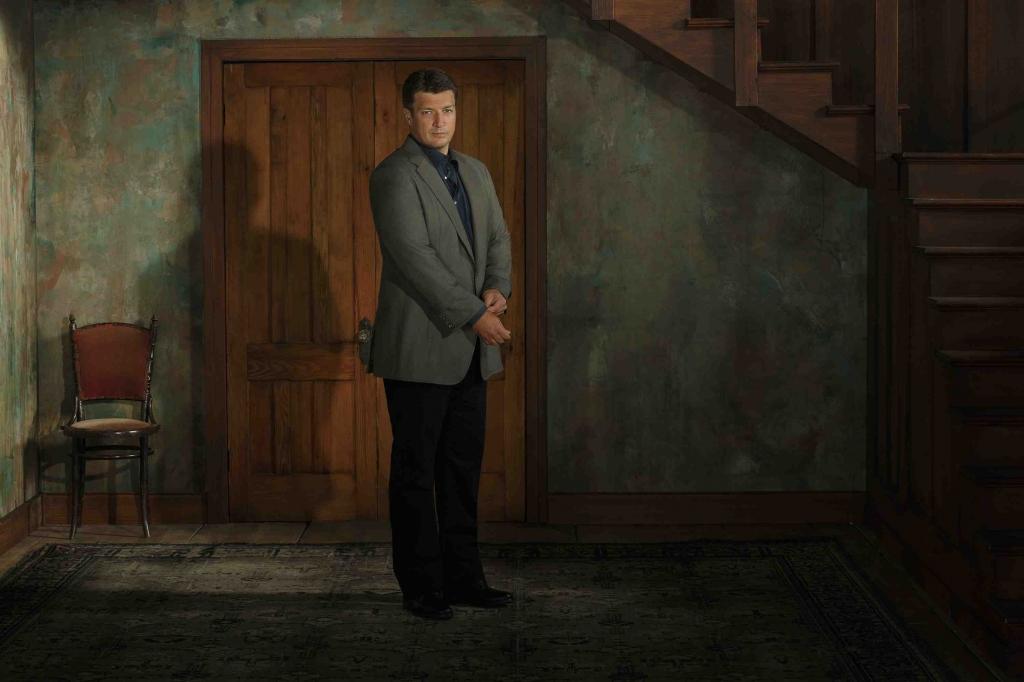 Castle T7 2 Atriz De «Firefly» Reencontra Nathan Fillion Em «Castle»