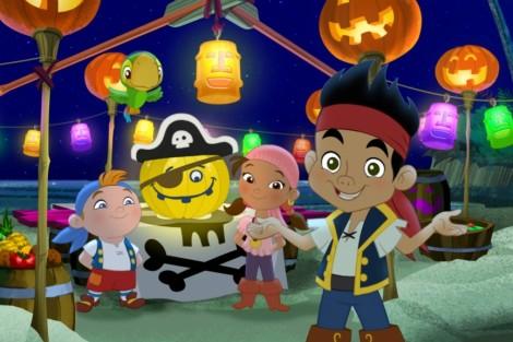 Disney Junior Jake E Os Piratas Da Terra Do Nunca Disney Junior Celebra Halloween Com Programação Especial