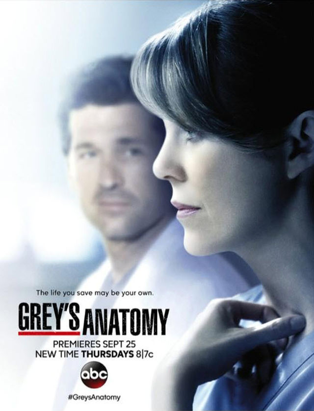 Greys Anatomy Season 11 Poster Último Episódio Da T11 De «Anatomia De Grey» Na Fox Life