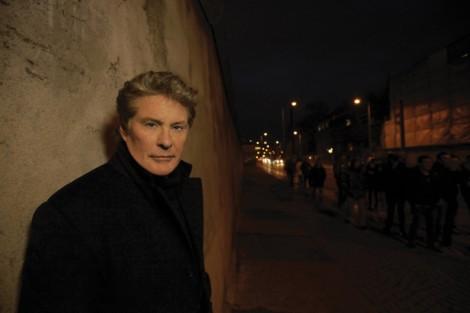 Hasselhoff Vs Muro De Berlim Ii David Hasselhoff Conta A Sua Experiência Sobre A Queda Do Muro De Berlim