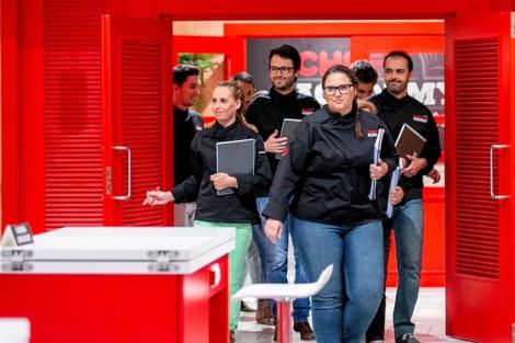 Chefs Academy Alunos «Chefs' Academy» Entra Na Penúltima Semana