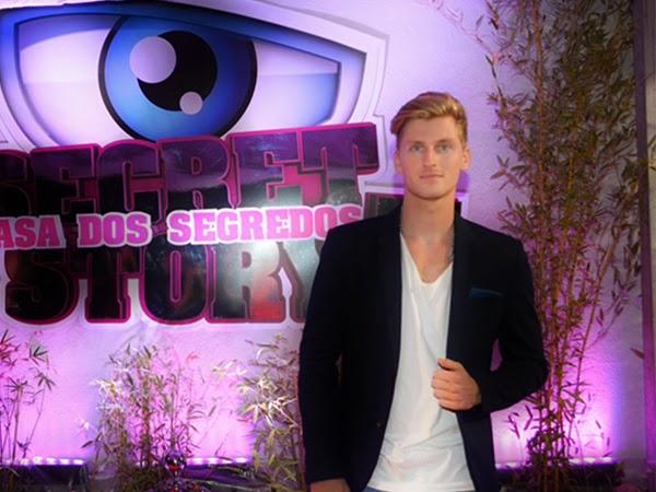 Destaque1 Luísc A Entrevista - Luís C., Ex-Concorrente Da «Casa Dos Segredos 5»