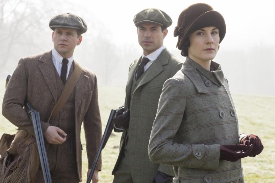 Downton Abbey V «Downton Abbey» Renovada Para Mais Uma Temporada