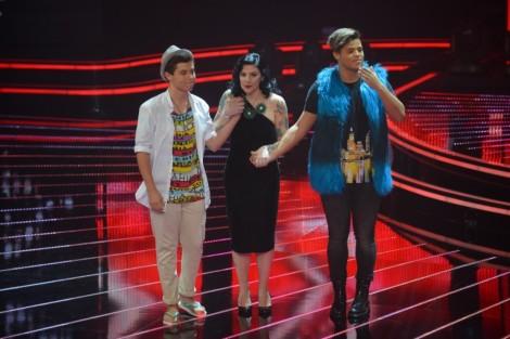 2014 Factor X 02 4228 Gala 2 Sic Matheus Eliminado Do «Factor X»