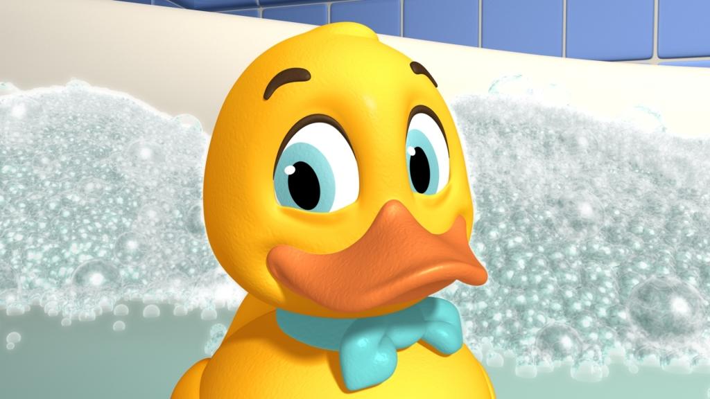 Disney Junior O Patinho Lucky I2 Disney Junior Estreia O Primeiro Filme Original «O Patinho Lucky»