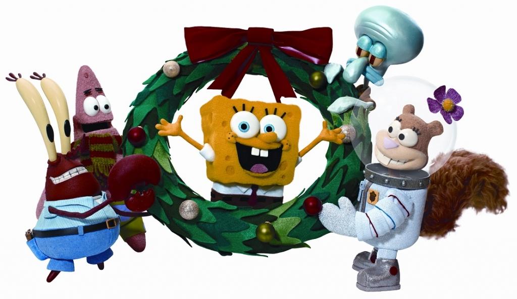 Nick Spongebob Especial Natal Conheça A Programação Do Nickelodeon Para O Mês Do Natal