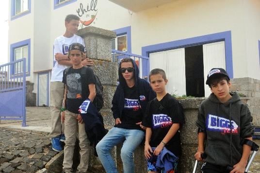 Biggs Team Biggs Aposta Em Jovens Promessas Do Desporto Nacional