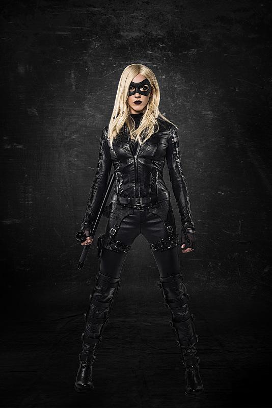 Black-Cannary Arrow Katie Cassidy
