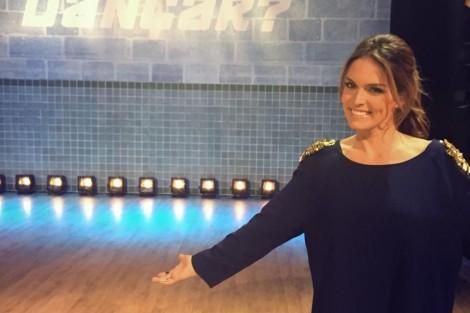 Diana Chaves Apresentadora De «Achas Que Sabes Dançar?» Elogia «Mar Salgado»