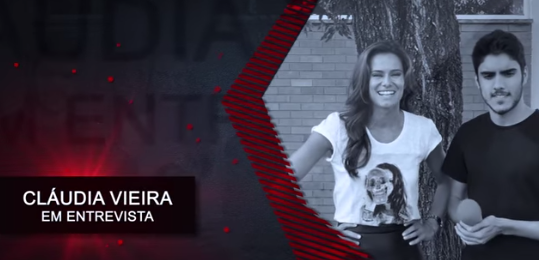 «Raio X» - Primeiro Extra Com Cláudia Vieira [Com Vídeo]