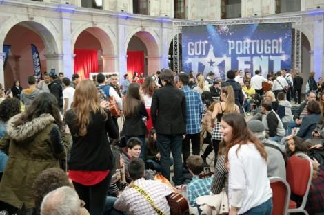 Got Talent Portugal 01 0014 Marco Horário Elogia Jurados E Produção Do «Got Talent»