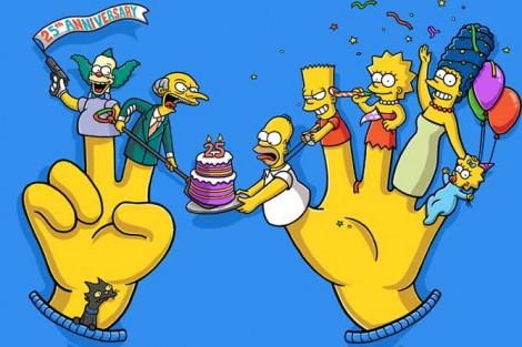 Simpsons 25 Aniversary Hillary Clinton Vs Donald Trump: «The Simpsons» Já Manifestaram O Seu Apoio