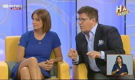 Ha Tarde Vanessa Oliveira Não Fecha Portas À Sic E Tvi