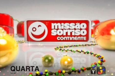 Missao Sorriso «Especial De Natal: Missão Sorriso» Lidera O Dia Todo Sem Interrupções