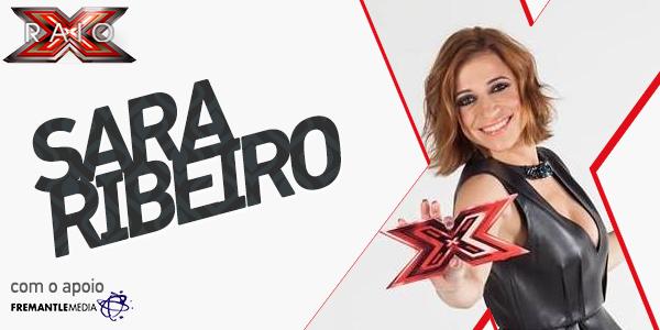 Sara Ribeiro «Raio X» | Nona Gala Em Direto De «Factor X»