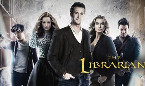 The Librarians «The Librarians» Está De Volta Ao Syfy