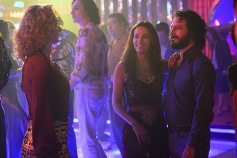 Diana Paulo Créditos Globo Alex Carvalho Conheça A Personagem Interpretada Por Maria João Bastos Em «Boogie Oogie»