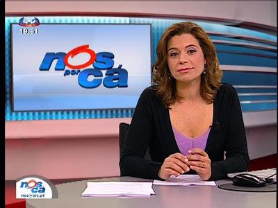 SIC 2010 03 12 195102 Conceição Lino sem data definida para regressar à antena da SIC