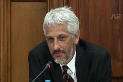 Antonio Feijo Cgi Presidente Do Conselho Geral Independente (Cgi) Dá Entrevista À Rtp