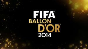 ballon dor 2014 RTP1 transmite em direto FIFA Ballon D'or 2014