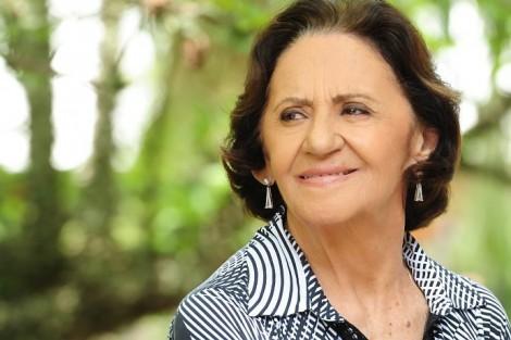 laura cardoso Laura Cardoso participa em «Império»