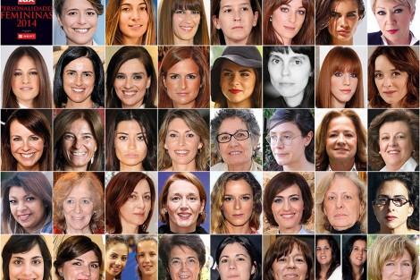 Nomeadas Lux Personalidades Femininas 2014 Conheça As Nomeadas «Lux Personalidade Femininas 2014»