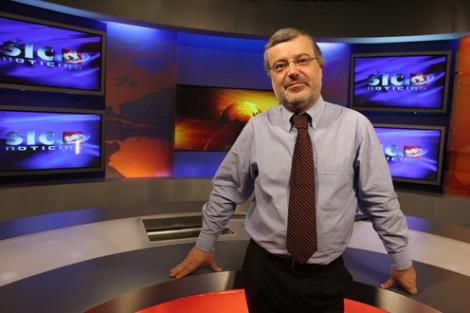 Sic Noticias Ex-Diretor Da Sic Notícias A Caminho Da Rtp