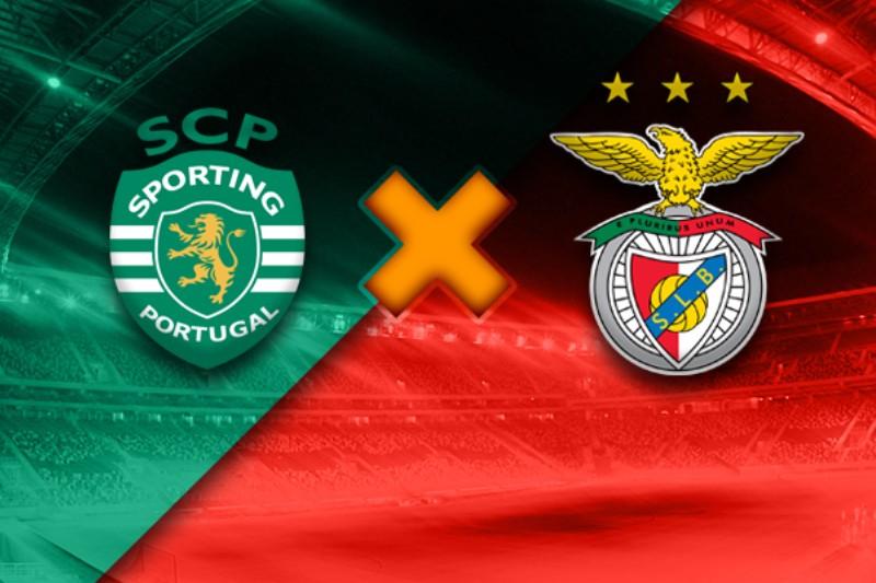 Sporting X Benfica Em Direto Na Sport TV U2013 A Televis U00e3o