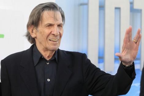 Leonard Nimoy Morreu Leonard Nimoy, O «Mr. Spock» De «Star Trek»