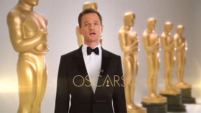 Oscares Neil Veja A Sequência Inicial Dos Óscares Protagonizada Por Neil Patrick Harris