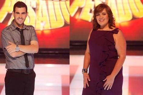 Peso Pesado1 Ex-Concorrentes De «Peso Pesado» Vão Ser Pais